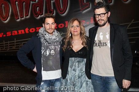 Lapo Consortini, Oliver Lapi e Elisabetta Branchetti