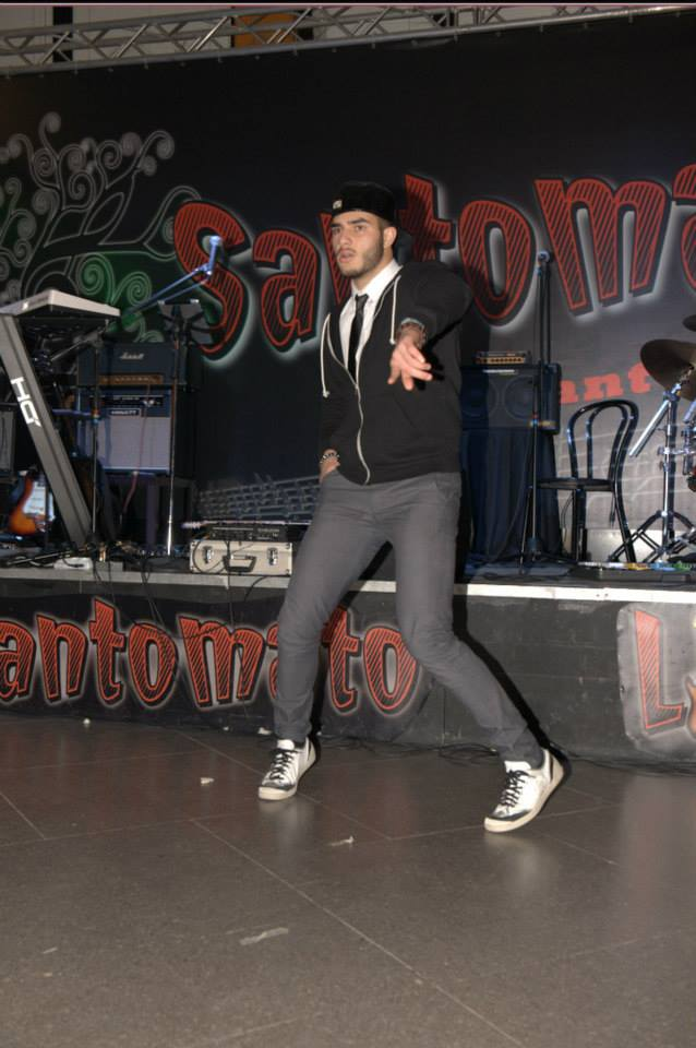 Mattia Guidi vincitore categoria Hip Hop