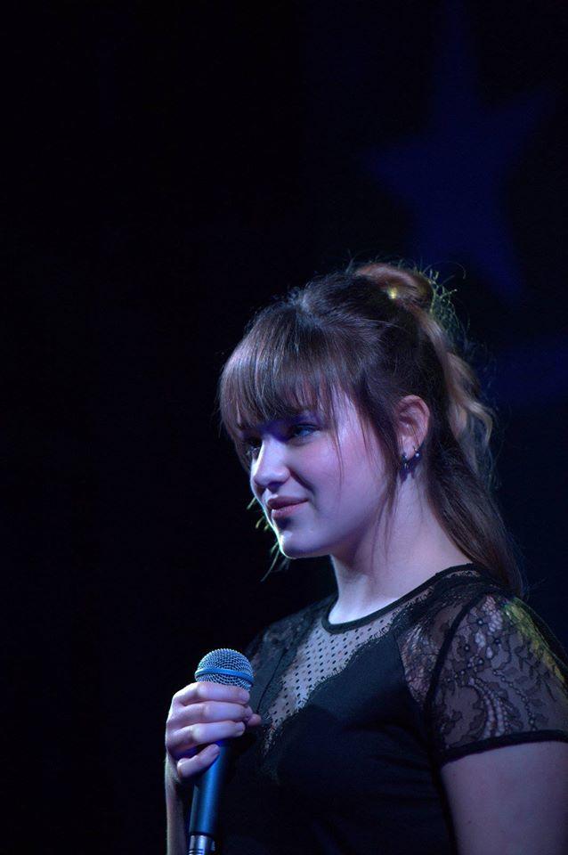 Emilia Galgani vincitrice della categoria canto kids