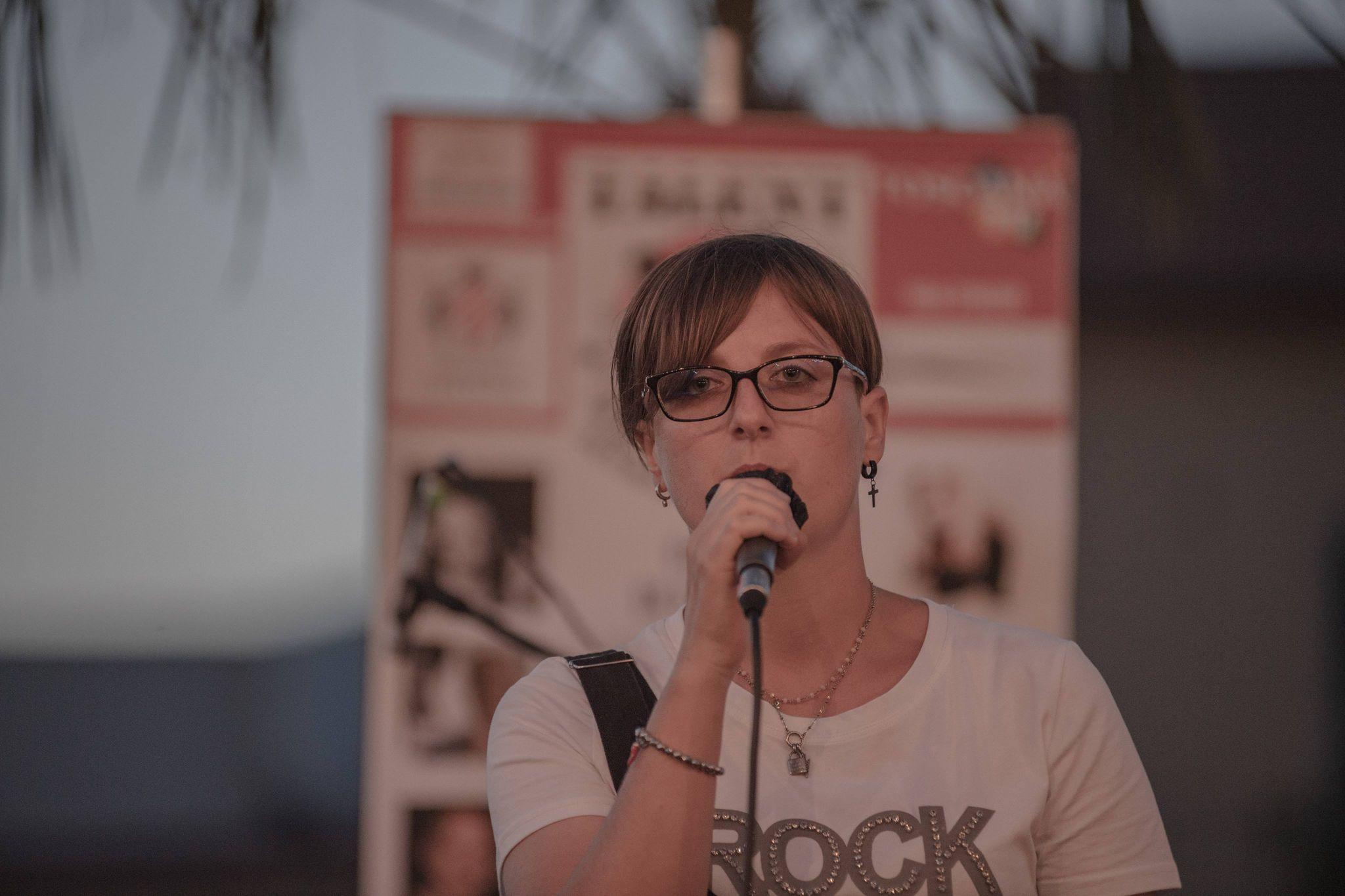 Debora Mungai vincitrice cat. cantautori